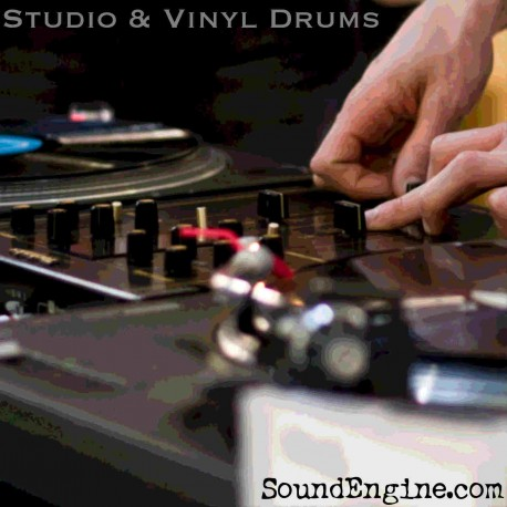 WAV Studio / Vinyl Drums
