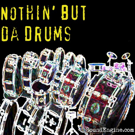 ASRX Nothin' But Da Drums