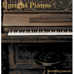 Upright Pianos for EXS24