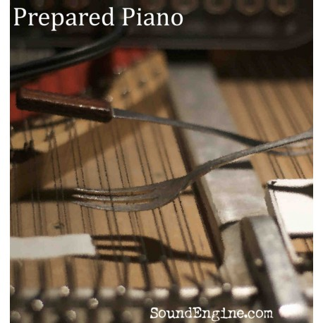 EXS24 Prepared Piano