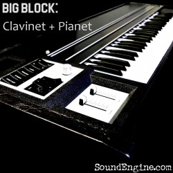 EXS24 SoundEngine Big Block: Clavinet / Pianet
