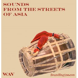 WAV Sounds from the Streets...
