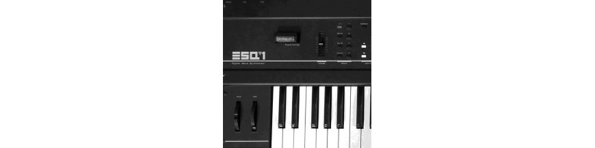 Ensoniq ESQ-1 Sounds
