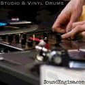 Studio / Vinyl Drums - WAV Format