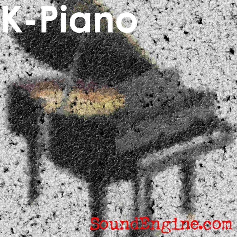 EXS24 K-Piano for Logic - SoundEngine